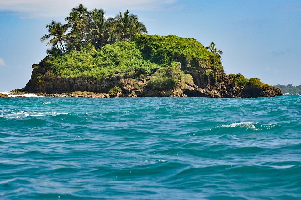 wyspa na karaibach