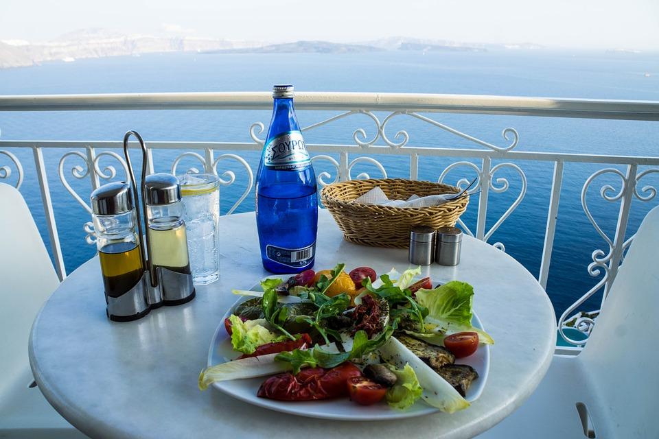 kolacja grecka